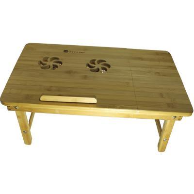 Mesa para notebook bamboo
