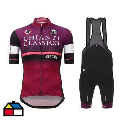 Conjunto ciclismo Giro d' Italia Chianti talla L