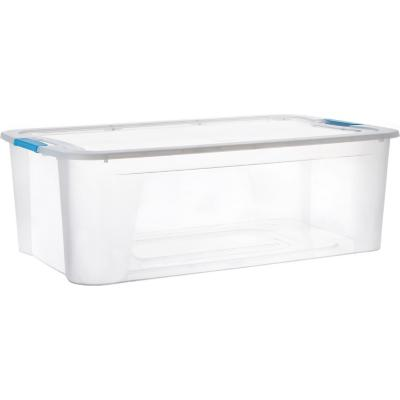 Caja ultraforte transparente 30 l