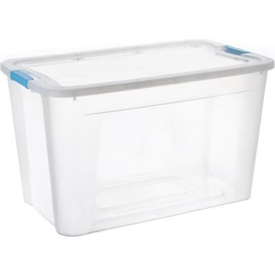 Caja ultraforte transparente 68 l