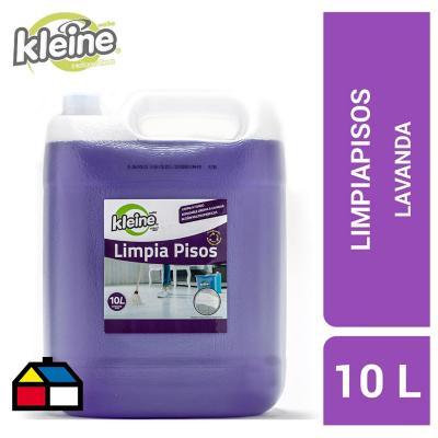 Limpiapisos 10 litros
