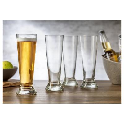 Set 4 vasos cerveza 370 ml