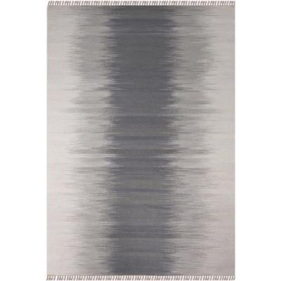 Alfombra rainbow 140X200 cm gris