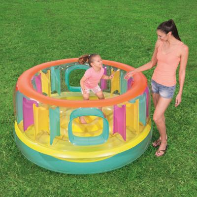 Gimnasio inflable up in & over