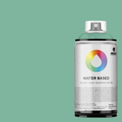 Spray base agua verde turquesa  300 ml