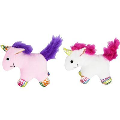 Juguete unicornio con cat