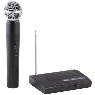Micrófono Vocal VHF Inalámbrico 50 metros