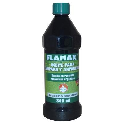 Aceite para lámpara transparente 800 ml