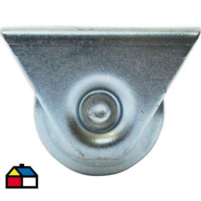 Rueda con base 60 mm