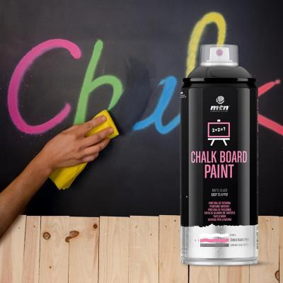Spray negro pizarra