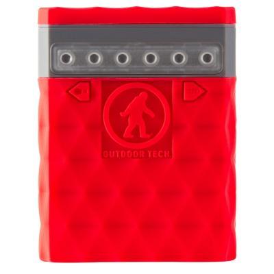 Power bank 6000 mAh Rojo