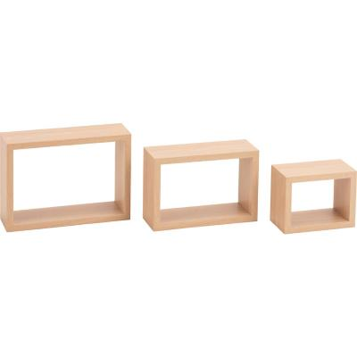Set de repisas modulares 3 unidades