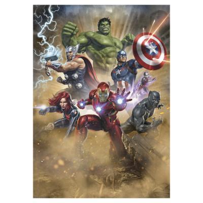Canvas avengers team 85x120 cm