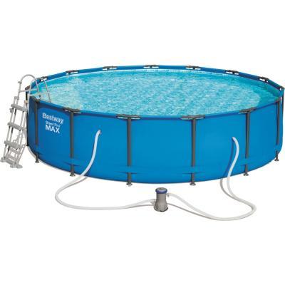 Piscina estructural redonda max 4.57x1.07 m pool set
