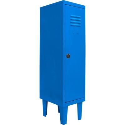 Locker kids 1 puerta 31x40x120 cm azul