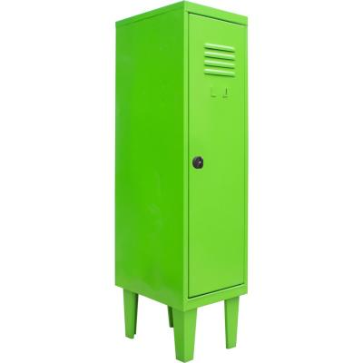 Locker kids 1 puerta 31x40x120 cm verde
