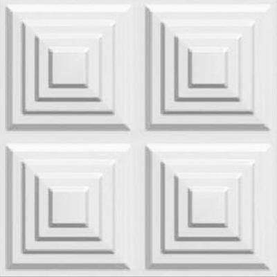 Panel 3D Pyramid caja 14 paneles que cubren 5 m2