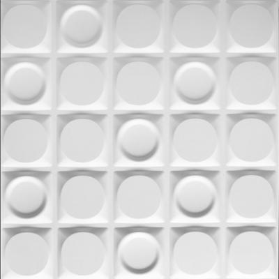 Panel 3D Chess caja 14 paneles que cubren 5 m2