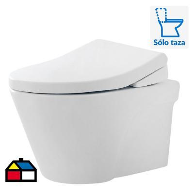 WC suspendido blanco
