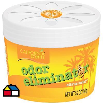 Aroma y eliminador de olores california scents fragancia citrus