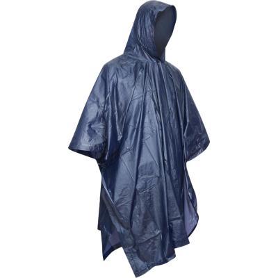 Capa impermeable talla L azul