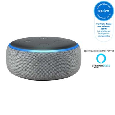 Asistente Echo Dot 3rd Gris