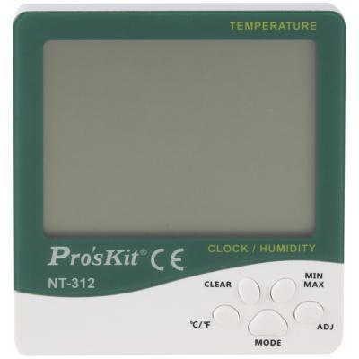 Medidor Temperatura Y Humedad Digital