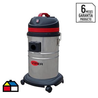 Aspiradora seco/húmedo eléctrica 1000 W 35 litros