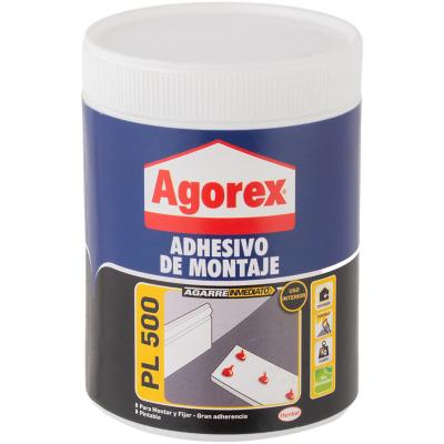 Adhesivo de montaje Agorex 800 gr