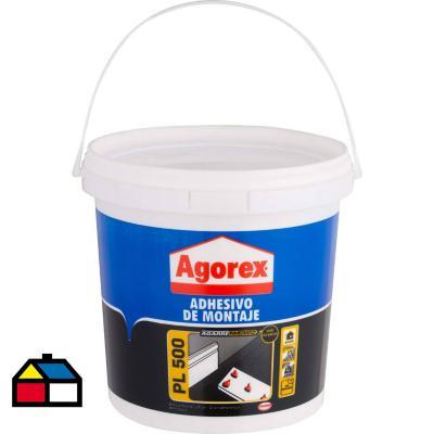 Adhesivo de montaje Agorex 3,8 kg
