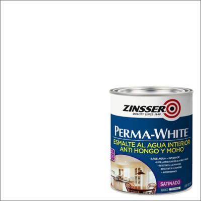 Perma-White esmalte al agua interior anti hongo y moho