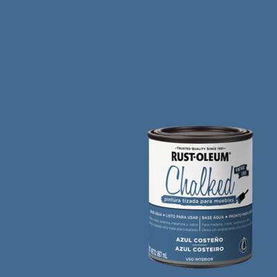 Chalked pintura tizada Azul Costeño 0,887L