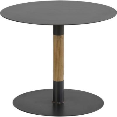 Mesa lateral acero metal