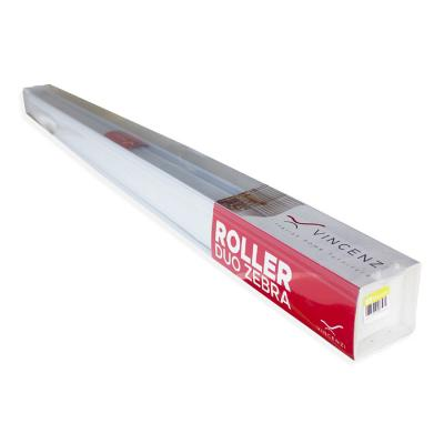 Cortina roller duo blanca 140x240 cm