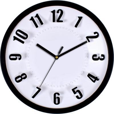 Reloj número 3d 28x28cm