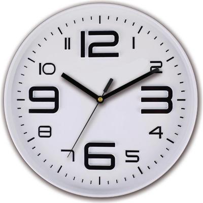 Reloj big number 30x30cm azul