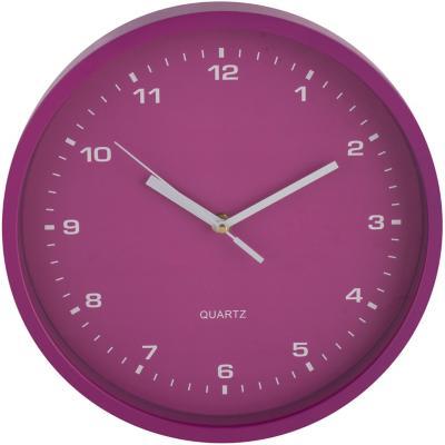 Reloj vintage 25x25cm burdeo