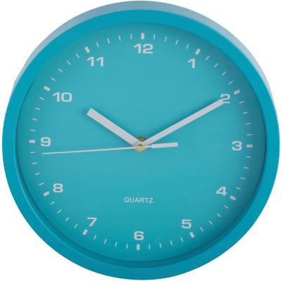 Reloj vintage 25x25cm azul