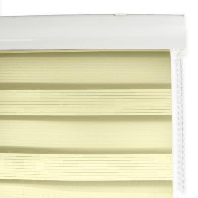 Cortina roller duo lino beige sand 220x240 cm