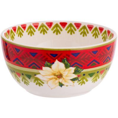 Bowl 15x15x7.6 cm navidad
