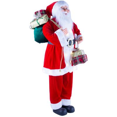 Santa 110 cm Led