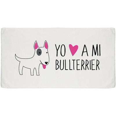 Toalla sport bull terrier