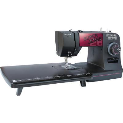 Máquina de coser eléctrica superjeans j26