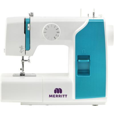 Máquina de coser eléctrica merrit me 9100