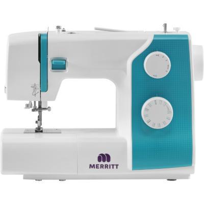 Máquina de coser eléctrica merrit me 9300