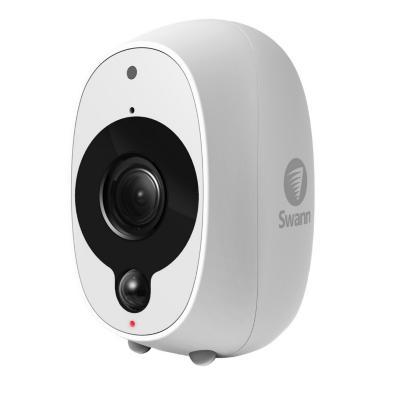 Cámara de seguridad recargable smart wifi 1080p
