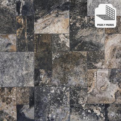 Cerámica gris 61x61 cm 2,6 m2