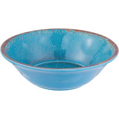 Bowl cereal melamina azul