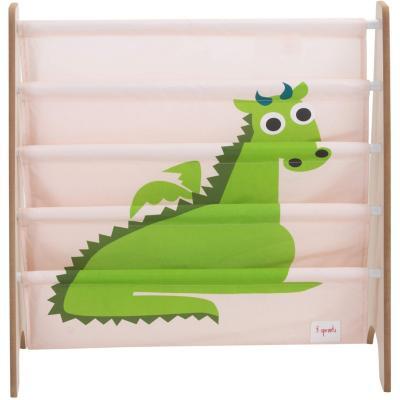 Estante para libros dragón 45,5x43x45,5 cm