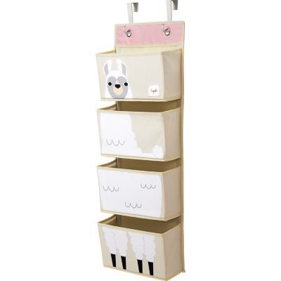 Organizador de pared llama 45,5x43x45,5 cm